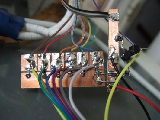 Resistors and a constant-current source