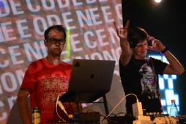 Rich and Bogdan join forces for the final live music set