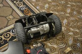 Mobility motor assembly