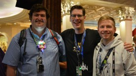 Kerry Scharfglass, Mike Szczys, and Brian McEvoy