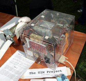 Rory Mangles' TIM relay computer