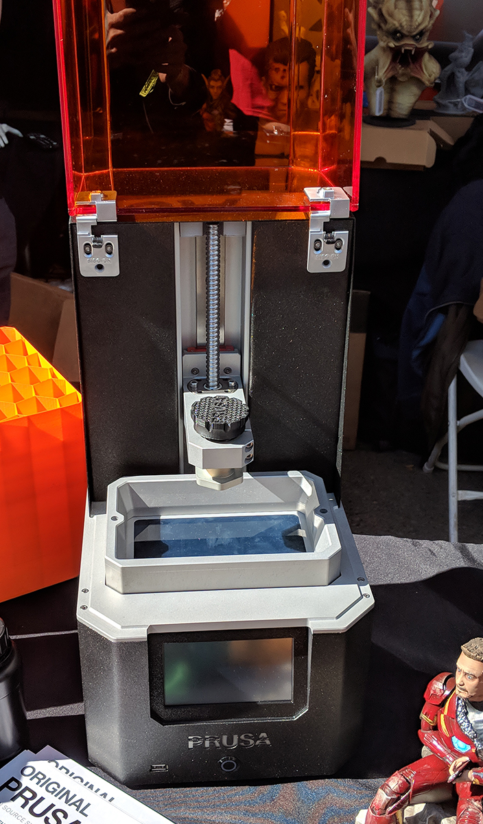 Resin Printer | Hackaday