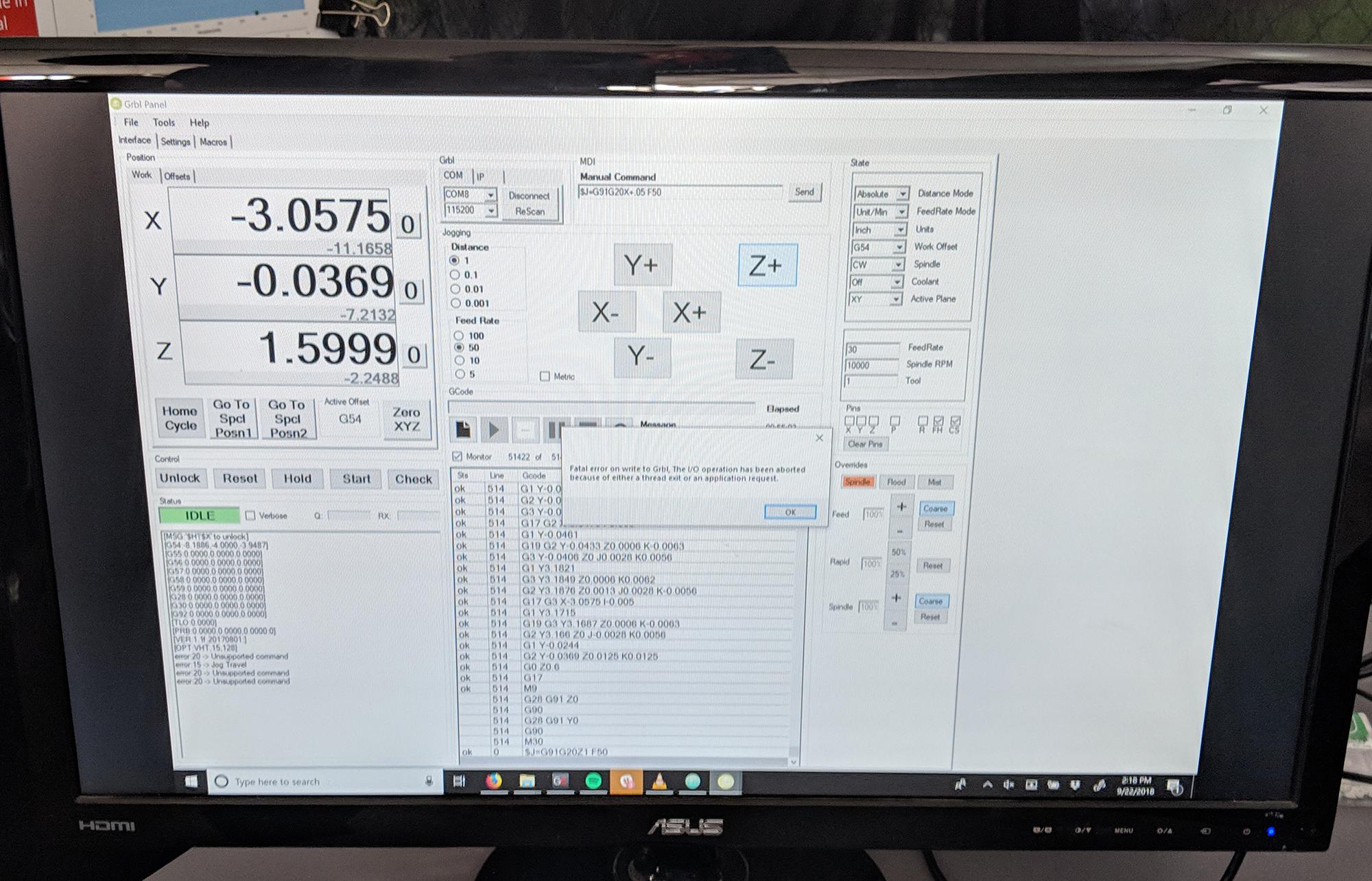 A Rotary Axis CNC Machine | Hackaday