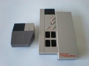 NES Satellite Multiplayer Adapter 1989