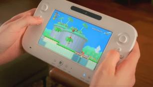 Nintendo Wii U Gamepad 2011