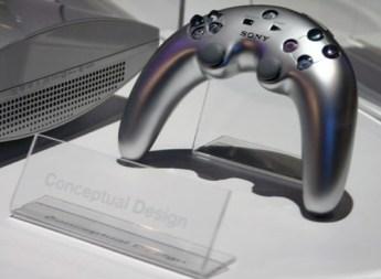 """PS3 Concept """"Boomerang"""" Controller (2005)"""