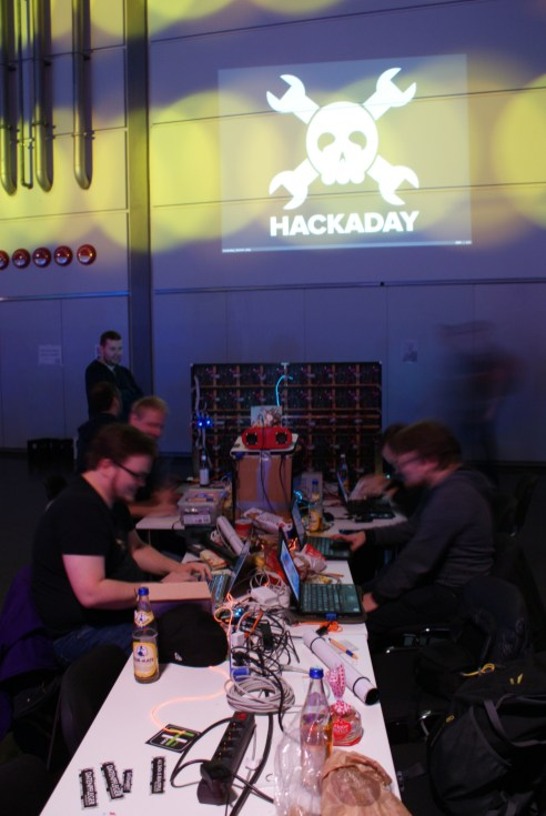 Hackaday, Assemble!