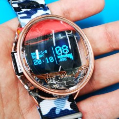 The Skeleton Watch by Mile is a great example of superb photography. Excellent framing, focus, and color make it great.