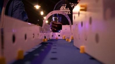 HTK meetup Kinazium robot view