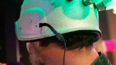 HTK meetup bulb hat power input