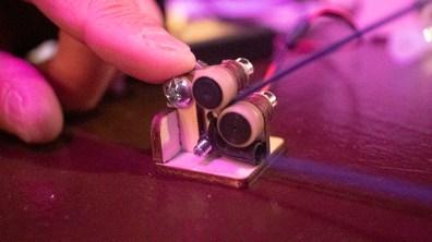 HTK meetup scorch string shooter small closeup