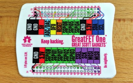 GreatFET-pinout-sticker