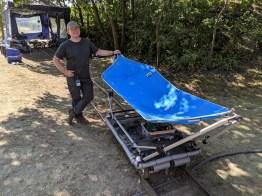 [Sebi]'s rail hammock