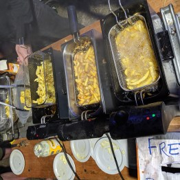 Belgian Frites