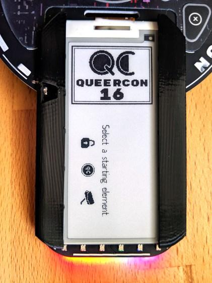 Queercon16-2019-stunning-epaper-display