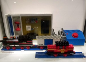 You can tell someone's age by the colour of their Lego rails.