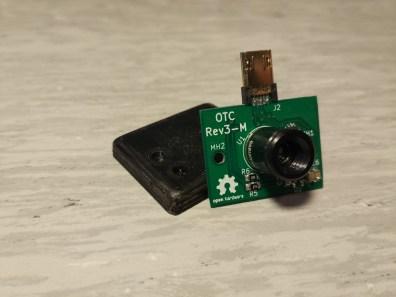 thermal camera pcb