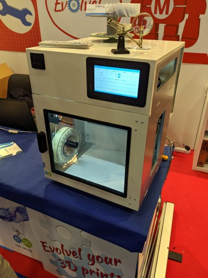 MFR19-Evolve-3D-printer