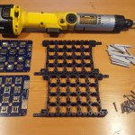 A Modular System For Building Heavy Duty 18650 Battery Packs Hackaday
