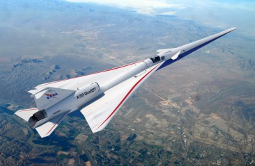 NASA X-59 QueSST
