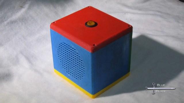 Kid Friendly MP3 Cube