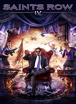 Saints Row 4 Keygen