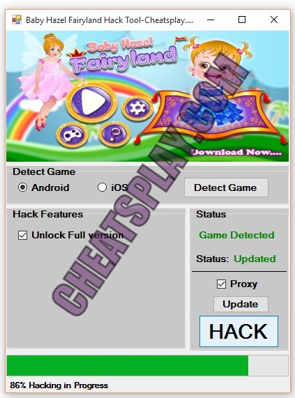 Baby Hazel Fairyland Hack Tool