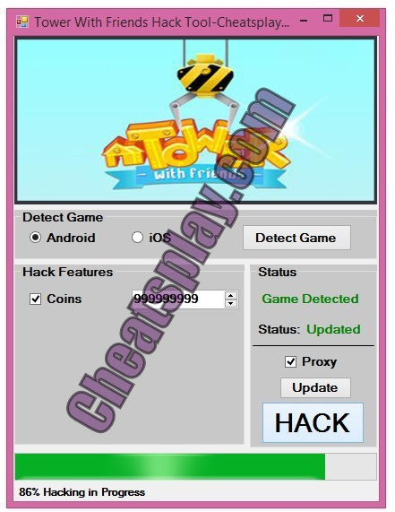 Tower With Friends Hack Tool