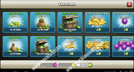 Clash of Clans Hack Working Proof