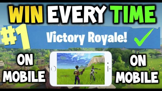 Fortnite Mobile: 6 Easy Tips and Cheats 2