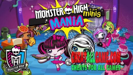 Monster High Minis Mania Hack 2019, The Best Hack Tool To Get Free Gems