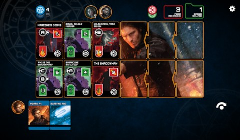 The Dresden Files Cooperative Card Game Apk Full Mod