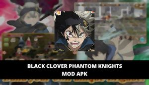 Black Clover Phantom Knights Featured Cover