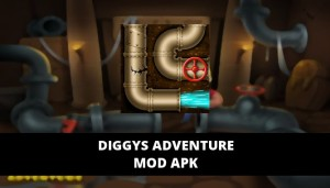 Diggys Adventure Featured Cover