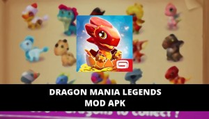 Dragon Mania Legends Featured Cover