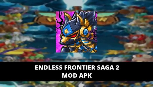 Endless Frontier Saga 2 Featured Cover