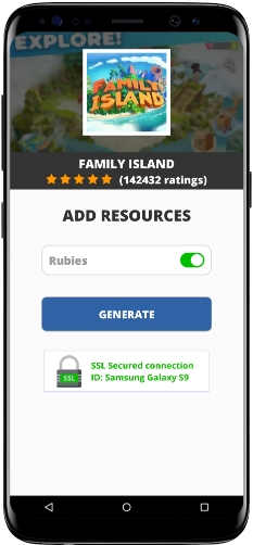 Family Island MOD APK Unlimited Rubies