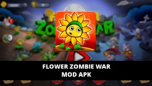Flower Zombie War Featured Cover