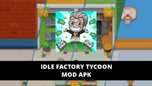 Idle Factory Tycoon Featured Cover