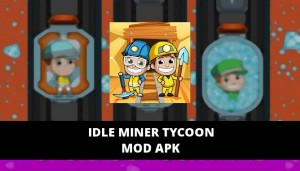 Idle Miner Tycoon Featured Cover