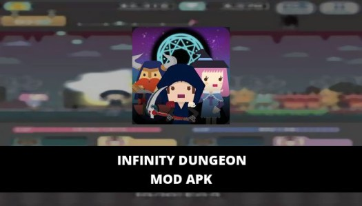 Infinity Dungeon Featured Cover