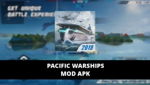 Pacific Warships Featured Cover