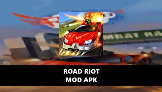 Road Riot Featured Cover