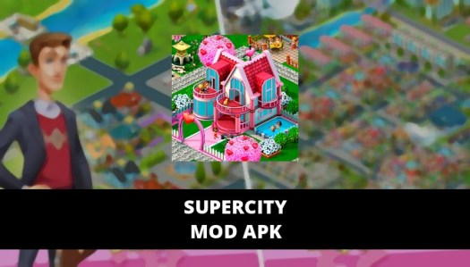 SuperCity Featured Cover