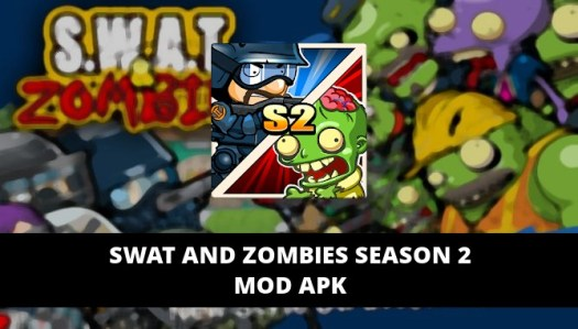SWAT and Zombies Season 2 Featured Cover
