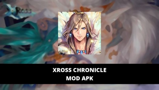 XROSS CHRONICLE Featured Cover