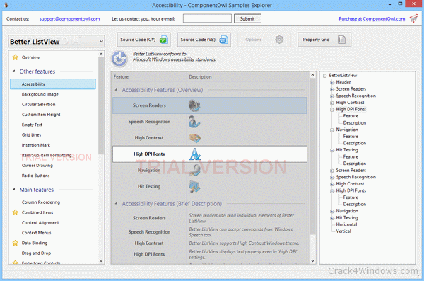 Better ListView 3.15.0 Crack With License Key