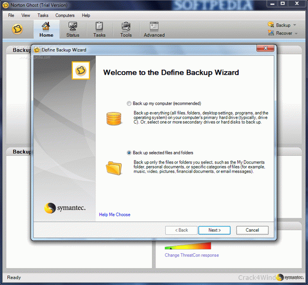 Norton Ghost 15.0 Crack With Serial Number Latest