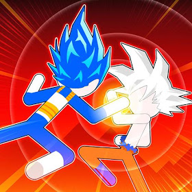 Stick Super Fight Ver. 1.4 MOD APK UNLIMITED GOLD UNLIMITED GEMS UNLIMITED BEAN