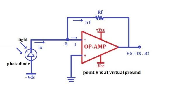 current to voltage converter
